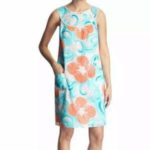 Rare Lilly Pulitzer Janet Shift Dress Size Large